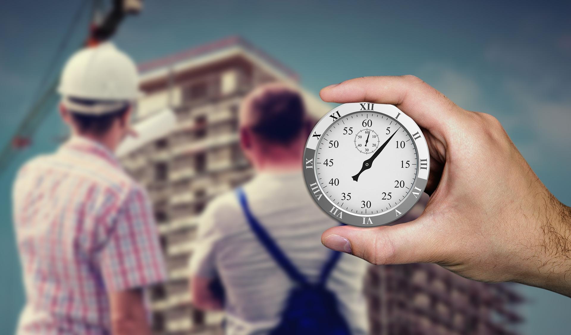 lavoro riduzione ore